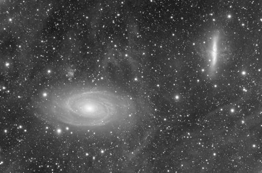 M81-82 in IFN, Luminosity